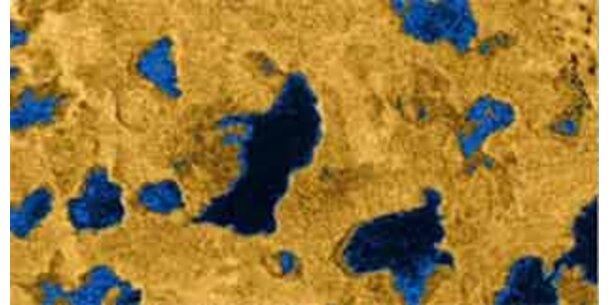 See auf Saturn-Mond Titan entdeckt