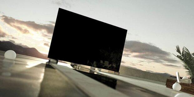 Gigantisch: 9,4-Meter-TV um 1,6 Mio. Dollar