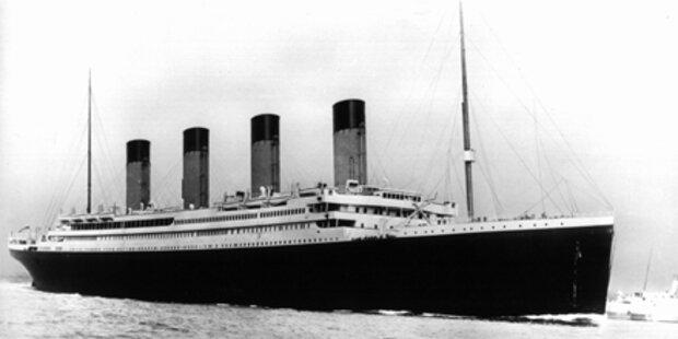 Titanic-Eisberg war 100.000 Jahre alt