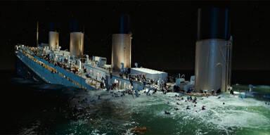 Titanic-Wrack wird Weltkulturerbe