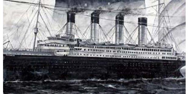 Titanic-Fahrschein für 33.000 Pfund versteigert