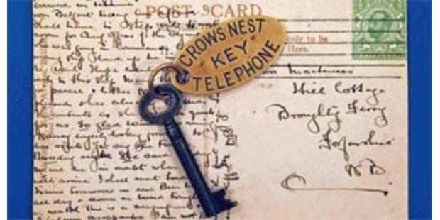 Potenziell rettender Schlüssel der Titanic versteigert