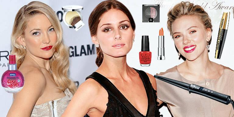 Geheime Beauty-Tricks aus Hollywood