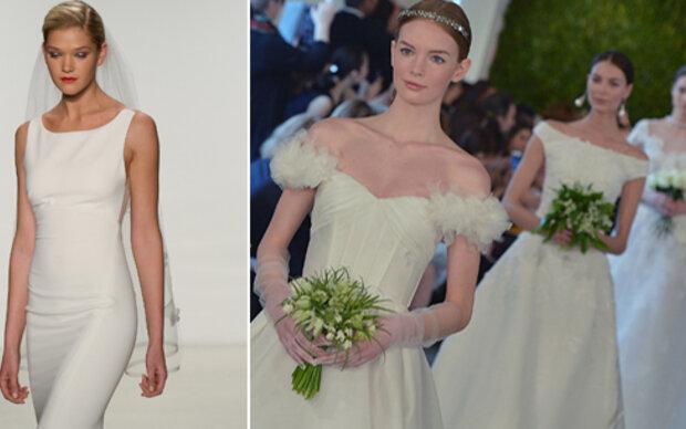 Ja, ich will! Die Brautmode-Trends 2014