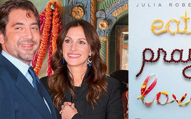 Julias Glücksformel: 'Eat Pray Love'