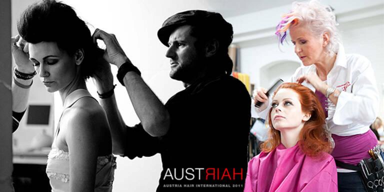 AUSTRIA HAIR-Messe in Wien