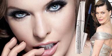 Milla Jovovich: L'Oréal Lash Architect 4D-Mascara gewinnen
