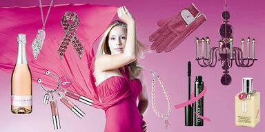 5 Pink Ribbon Produkte 2010