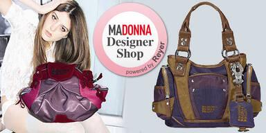Tasche gewinnen MADONNA Designer Shop