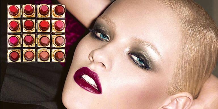 Couture für die Lippen von YSL!