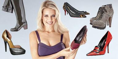 Herbst Schuhe Trends