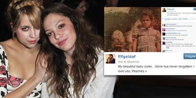 Fifi Geldof: Nachricht für Peaches Geldof