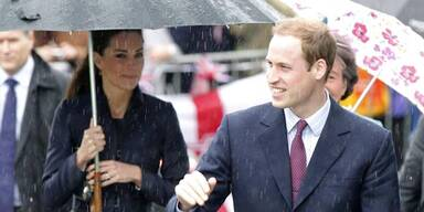 William & Kate: Letzter offizieller Termin vor Hochzeit