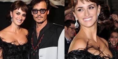 Pirates: Sexy Penelope Cruz, fescher Johnny Depp locken Hollywood ins Kino