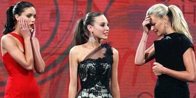 Panne bei Australia's Next Top Model