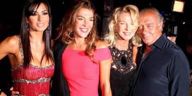 Fiona Swarovski feiert auf Luxusparty in Milliardärsclub