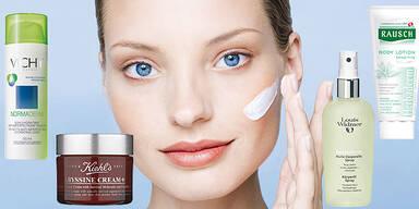 2 Hautpflege Produkte aus der Apotheke