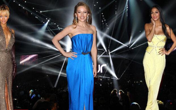 Style-Alarm bei den Brit Awards