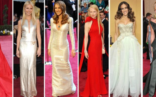 Die schönsten Oscar-Roben aller Zeiten