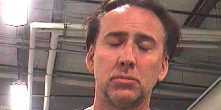 Nicolas Cage verhaftet: Seine irre Nacht