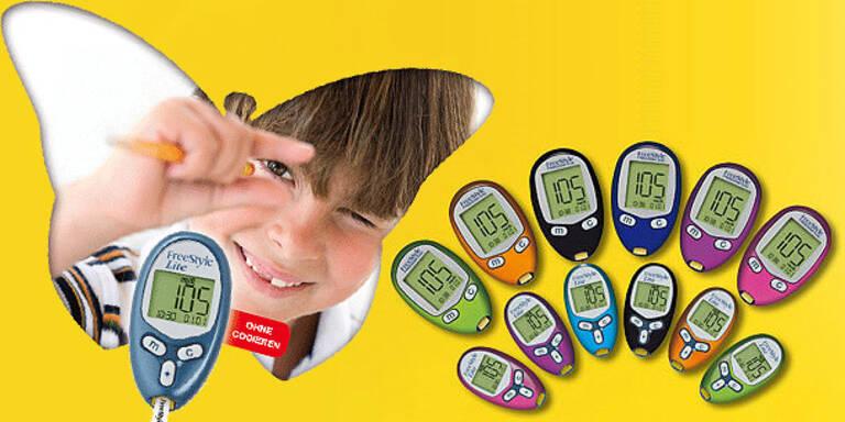 Diabetes bei Kindern. Klitzeklein ist große Klasse!
