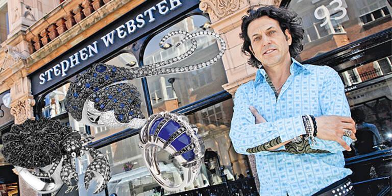Stephen Webster: Juwelier der Superstars