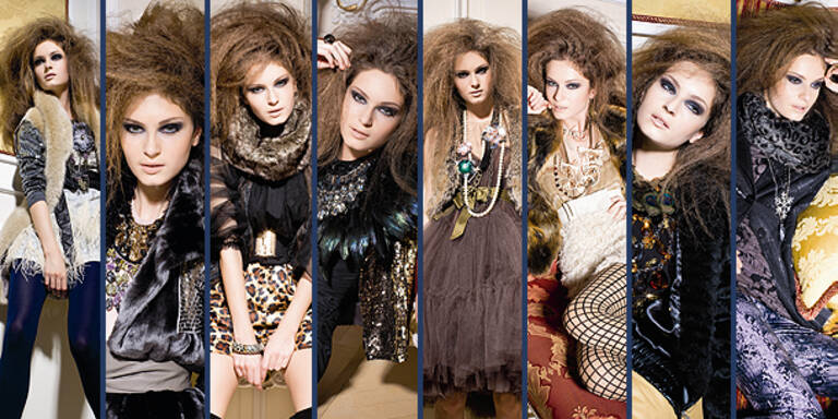 Dress like a Million Dollar Lady