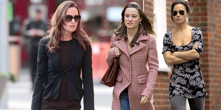 Pippa Middletons Fashion Flops & Tops