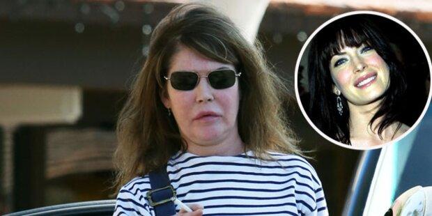 Lara Flynn Boyle ist völlig entstellt