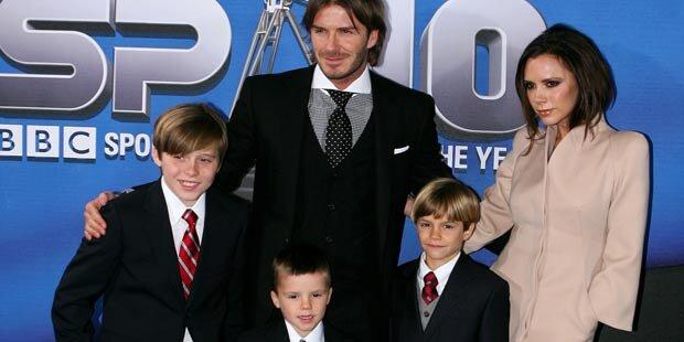 Beckhams erwarten ihr viertes Kind