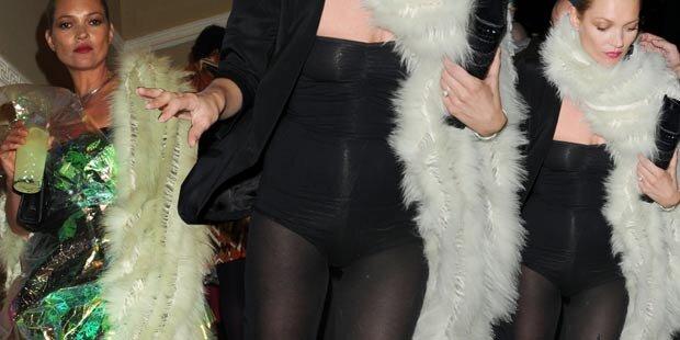 Kate Moss: Wo ist bloß ihr Keid geblieben?