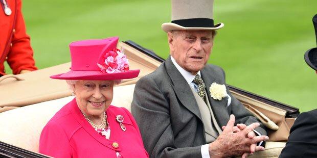 Ascot: Queen eröffnet Hutparade