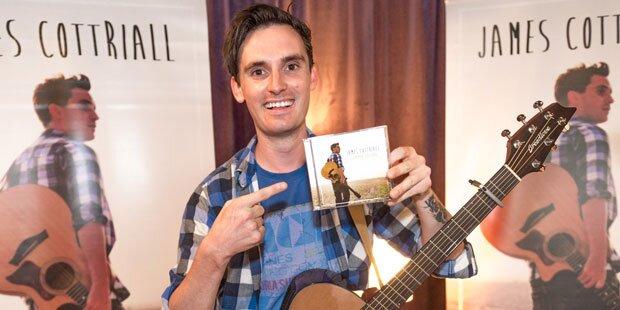 James Cottriall stellt neues Album vor