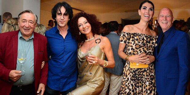 Promi-Figaro feiert 50er in VIP-Gesellschaft
