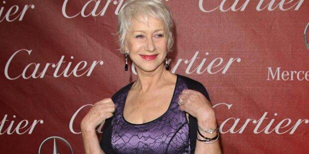 Helen Mirren hat den