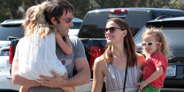 Jennifer Garner & Ben Affleck: Noch ein Baby