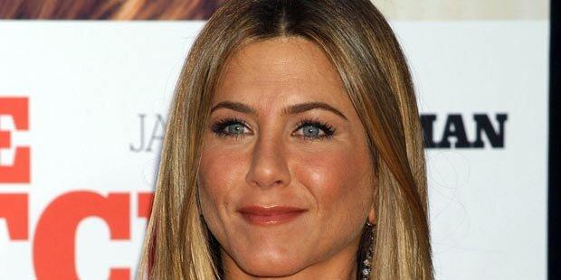 Aniston ist die begehrteste Single Lady
