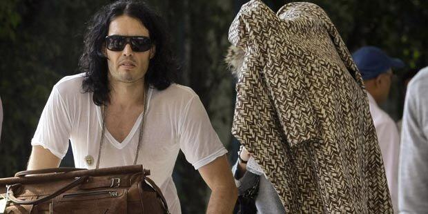 Katy Perry & Verlobter in Indien gelandet