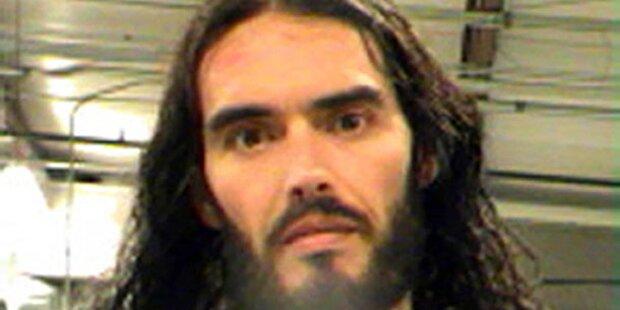 Russell Brand: Perry-Ex festgenommen