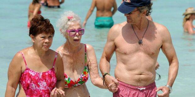 Herzogin von Alba (85): Eheglück & Bikini