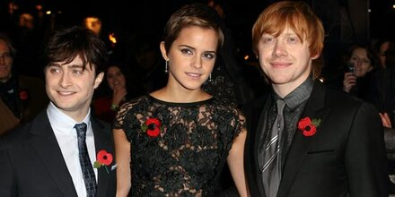 Harry Potter: Watson stahl allen die Show