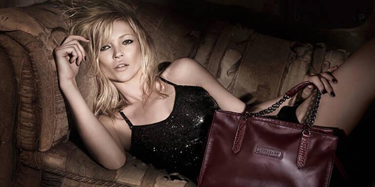 Kate Moss for Longchamp