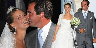 Hochzeit Griechenland Nikolaos Tatiana Blatnik