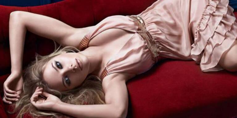 Scarlett Johansson sexy für Mango