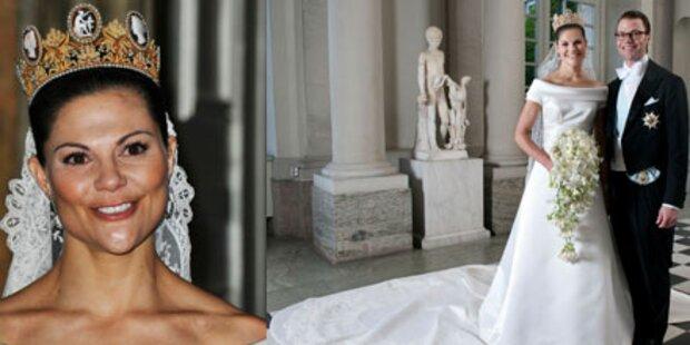Victoria: So schön war die Braut