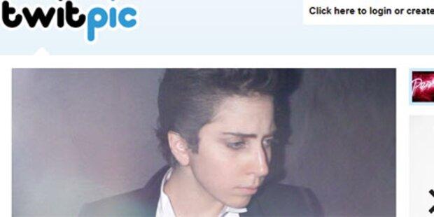 Auf Twitter: Lady Gaga als Mann