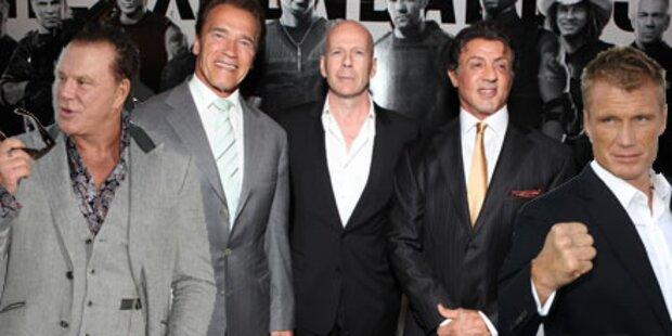 Sly & Arnie: Der Olymp der Action-Helden