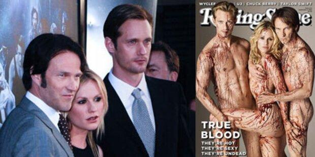 True Blood-Stars nackt auf Rolling Stone