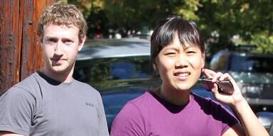 Facebook-Chef Mark Zuckerberg: Das ist seine Liebe Priscilla Chan