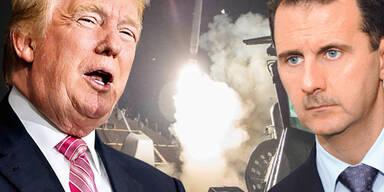 "Assad kontert Trump: ""Angriff war dumm"""
